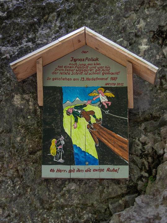 Gefahr im Gebirge