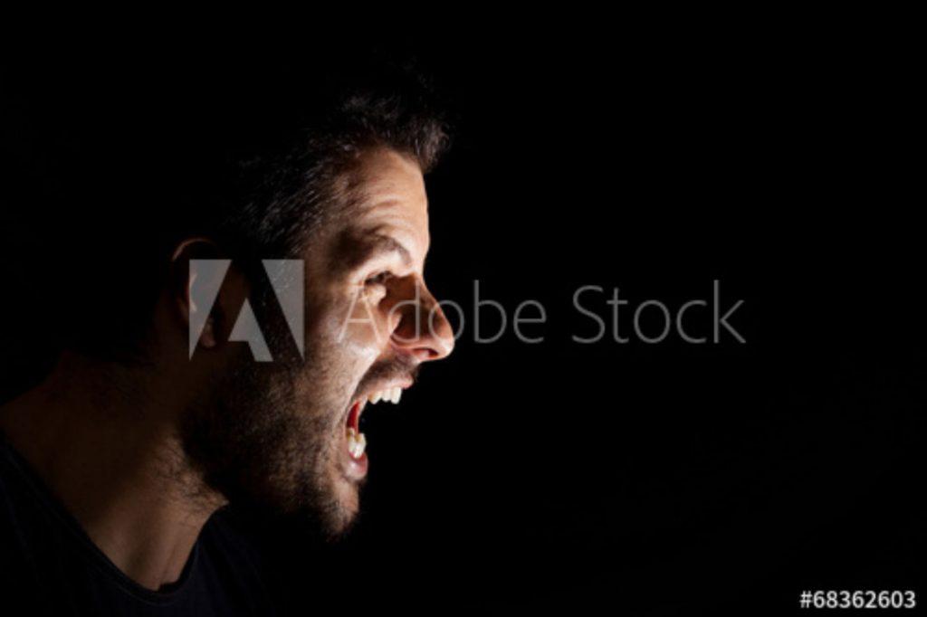 Schreiender Mann©eyeQ - stock.adobe.com