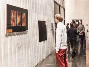 """Ausstellung der GfF """"100 Bilder des Jahres 2014"""""""