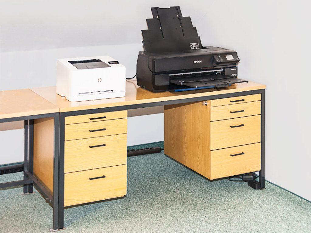 Die neuen Drucker