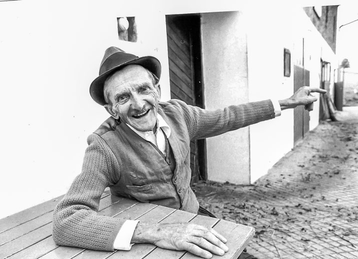 Franz Gsellmann; Foto Gery Wolf