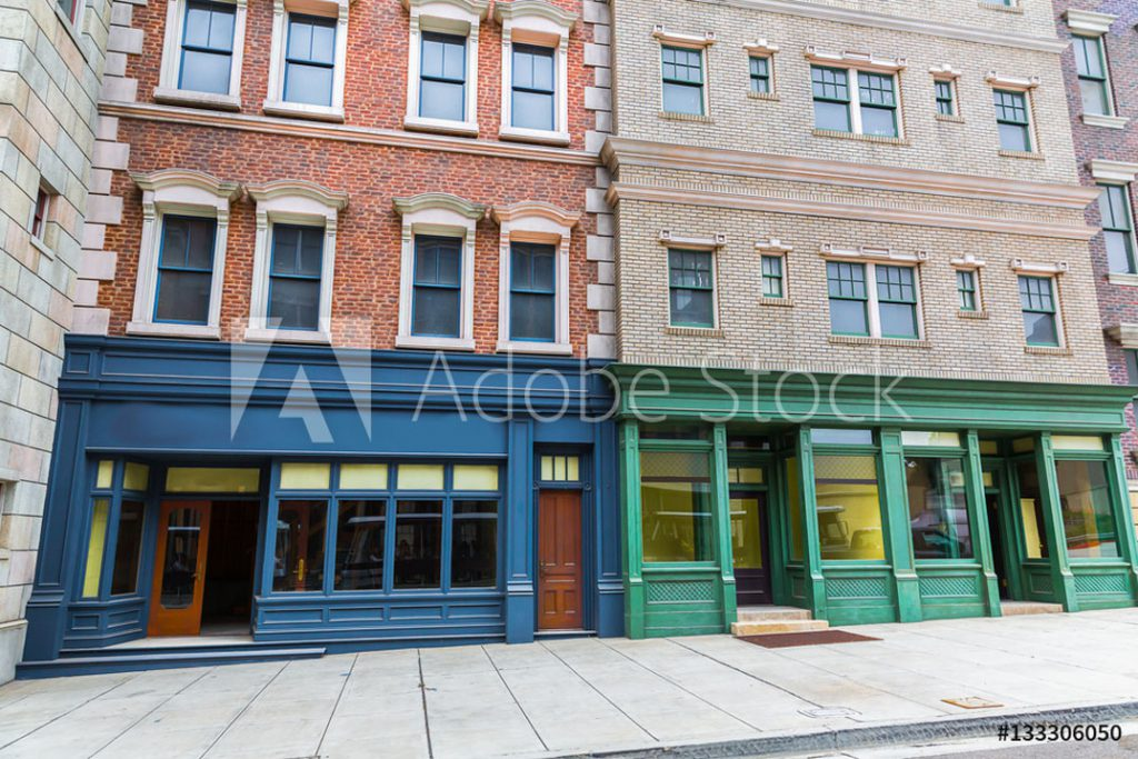 Gebäude für Hintergrund; Nomad_Soul - stock.adobe.com