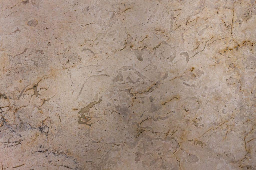 Teil einer Marmorplatte