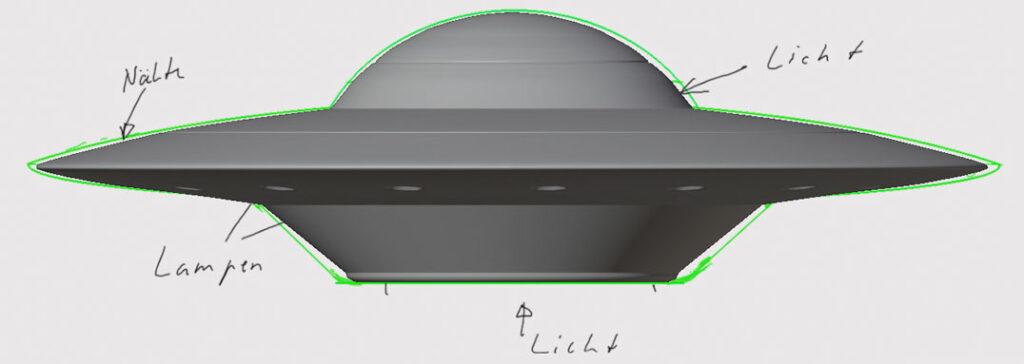 Grundmodell Ufo